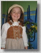 Sabina Schobeß 8 Jahre jung